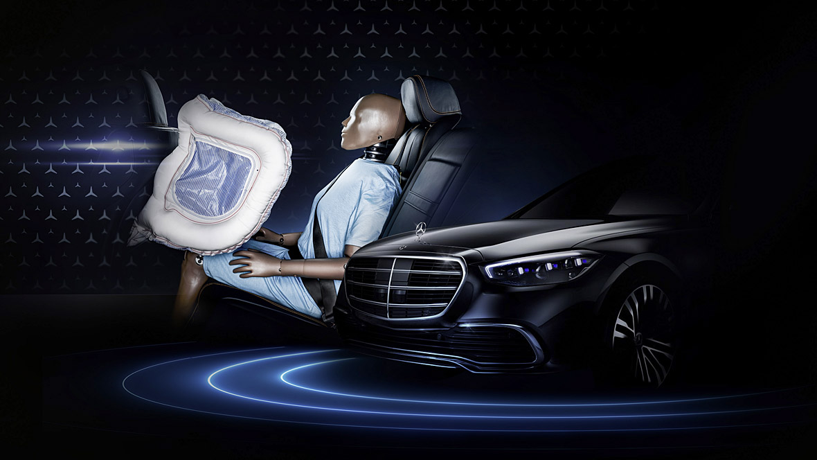 Mercedes-Benz Front-Airbag
