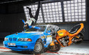 Crashtest ADAC Airbag-Weste