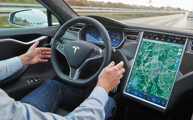 Neuer Tesla-Unfall mit \